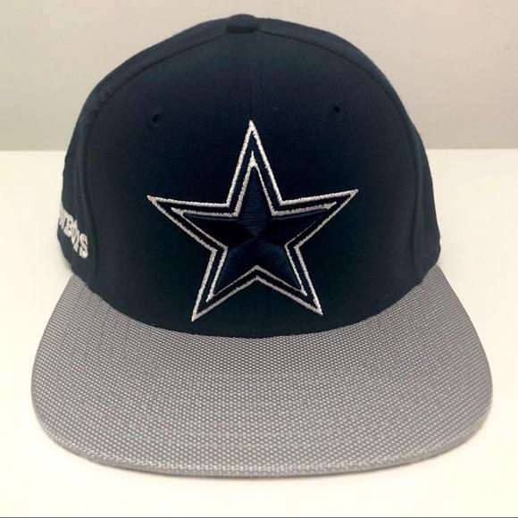 09a417a43886b9 9fifty Accessories | Dallas Cowboys Nfl Logo Snapback Hat | Poshmark
